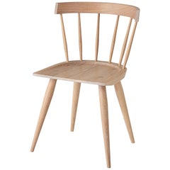 Modern Windsor Dining Chair Minimalist Design by Peter Coolican