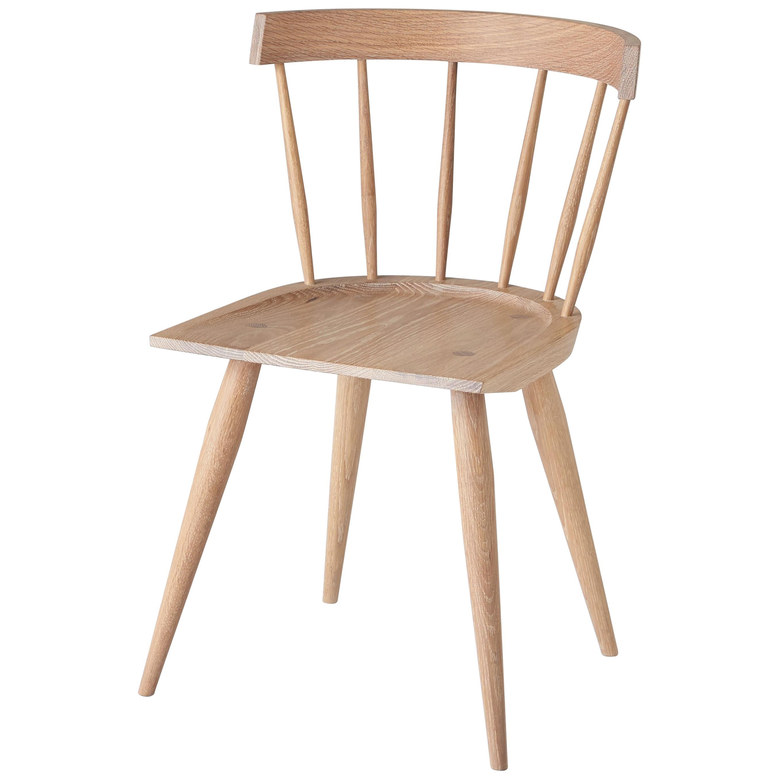 Modern Windsor Dining Chair Minimalist Design By Peter Coolican For Sale
