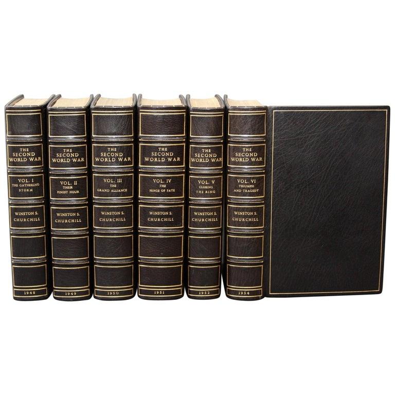 Winston Churchill, Second World War, First Edition