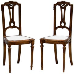 19th Century Continental Side Chairs