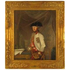 Portrait of Joseph ii Emperor of Austria