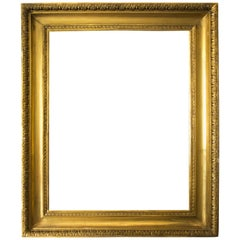 Naples Frame, End of 18th Century