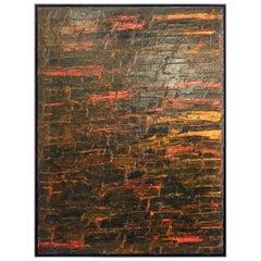 American 21st Century Oil on Canvas, Renato Freitas