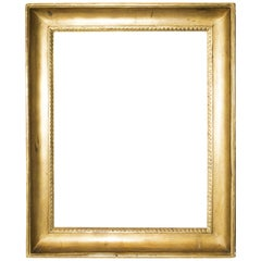 Naples Frame, End of the 18th Century