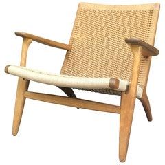 Vintage Hans Wegner CH25 Lounge Chair