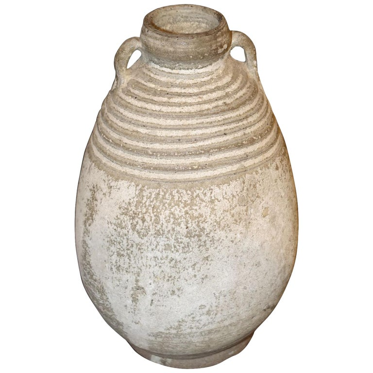 18th Century Hand Made Two Handled Vase Cambodia For Sale At 1stdibs
