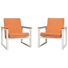 Friso Kramer and Tjerk Reijenga Lounge Chairs