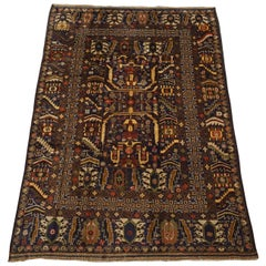 Fine Vintage Afghan Tribal Rug