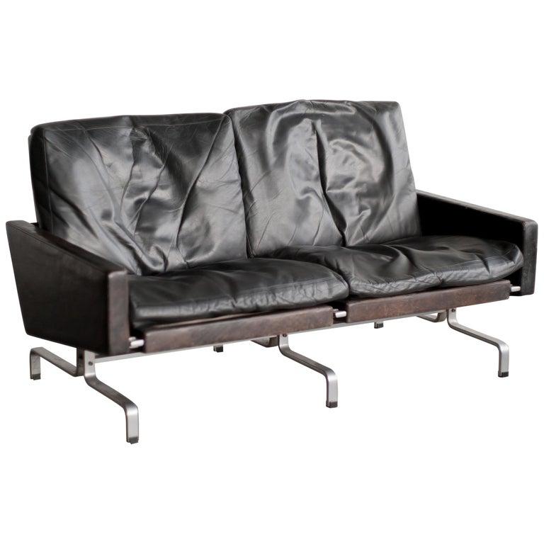 Pk31/2 Sofa by Poul Kjaerholm For Sale