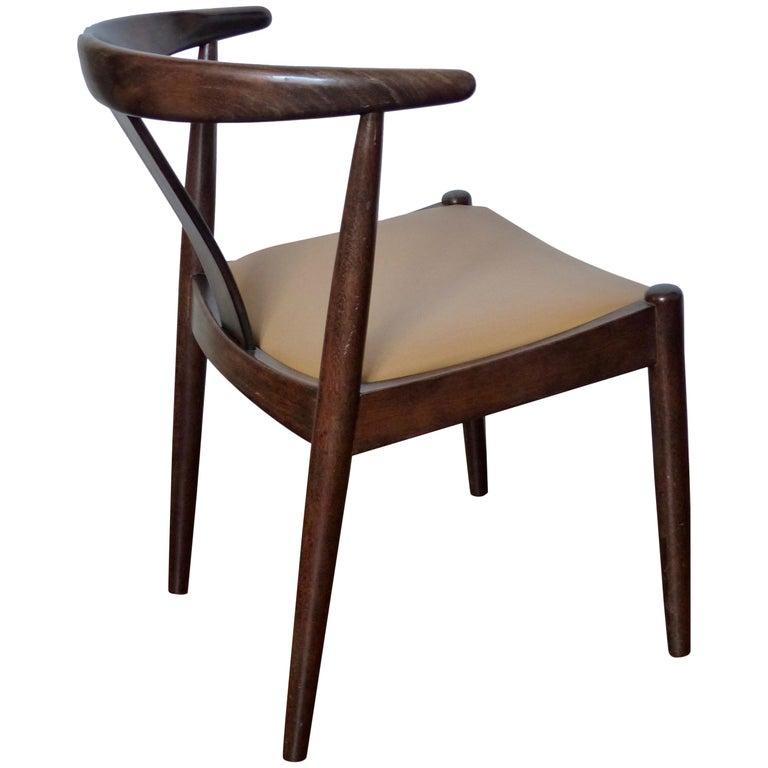 Scandinavian Office Chair Or Armchair Dyrlund For