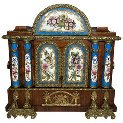 Antique French Jewel Box, circa 1885-1890