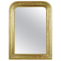 Antique Gold Gilt Louis Philippe Mirror