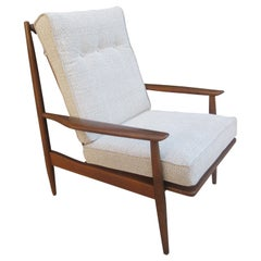 Selig Open-Arm Lounge Chair