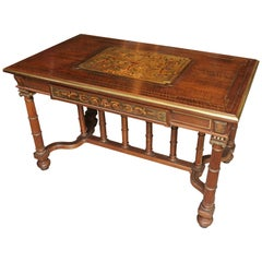 Superb 19th Century French Desk or Centre Table