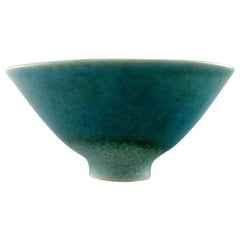 Carl Harry Stålhane, Rörstrand Stoneware Bowl