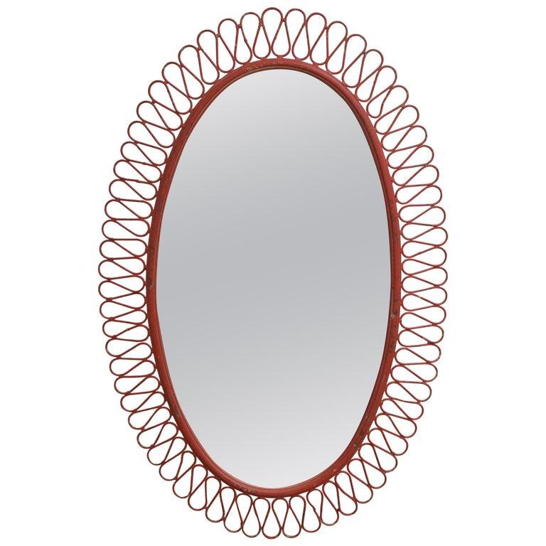 Large Salterini Mirror