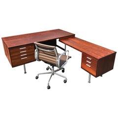 Stunning Danish Mid-Century Modern Desk