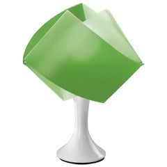 SLAMP Gemmy Table Light in Green by Spalletta, Croce, Ragnisco & Wijffels