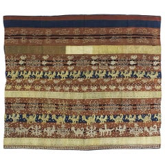 Ceremonial Cloth 'Tapis' of Lampung