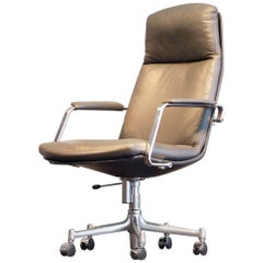 Fabricius Kastholm Office Chair FK 86 Kill International, 1960s-1970s