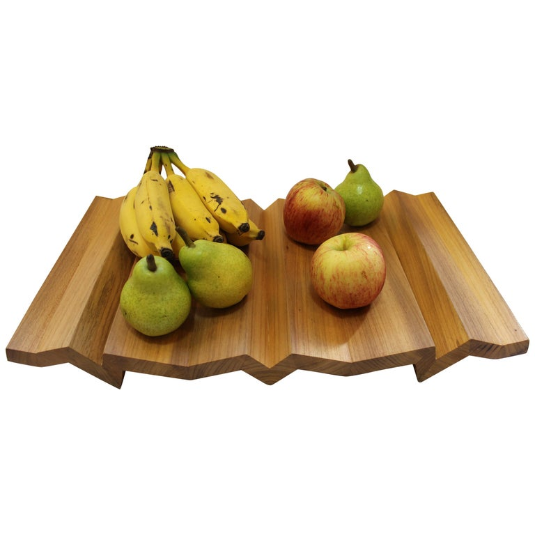 Dobra Wood Fruit Bowl