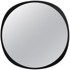 Customizable Fade Mirror from Souda, Smoke Mirror and Black Frame