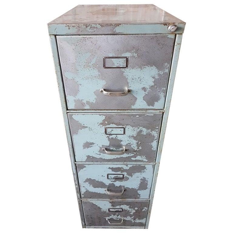 Ii Metal Cabinet Steel Lockers Four Cabinets Loft Style Brushed