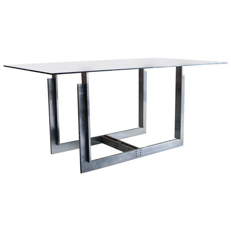 Carlo Scarpa Doge Dining Table for Simon Gavina For Sale