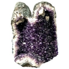 Large Amethyst Double Geode