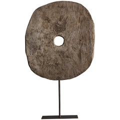 Antique and Primitive African Circular Object