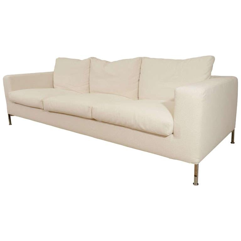 Cool 3 Seat Slip Covered Sofa From Troy Ny In The Original Ultra Suede Onthecornerstone Fun Painted Chair Ideas Images Onthecornerstoneorg