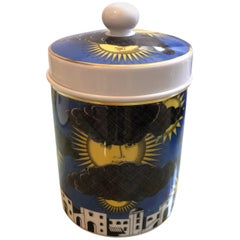 Biscuit Box by Piero Fornasetti Per Rosenthal