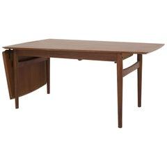 Working Desk in Teak by Arne Vodder