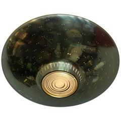 Lightolier Pendant with Fresnel Lens