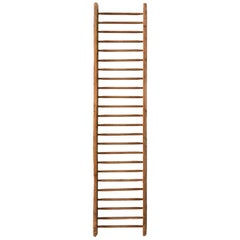 French Wooden Picking Ladder