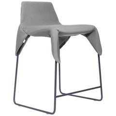 Merkled Net Wrap Chair, Counter Height