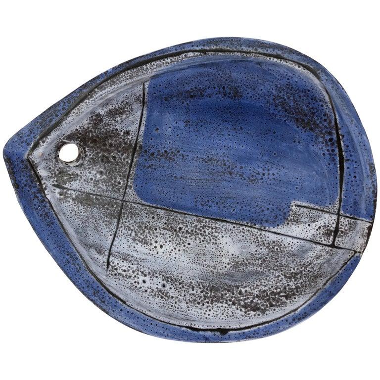 Mado Jolain, Mid-Century Modern Ceramic Bowl