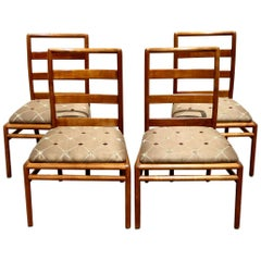 Set of Four Dining Chairs by Robsjohn-Gibbings for Widdicomb
