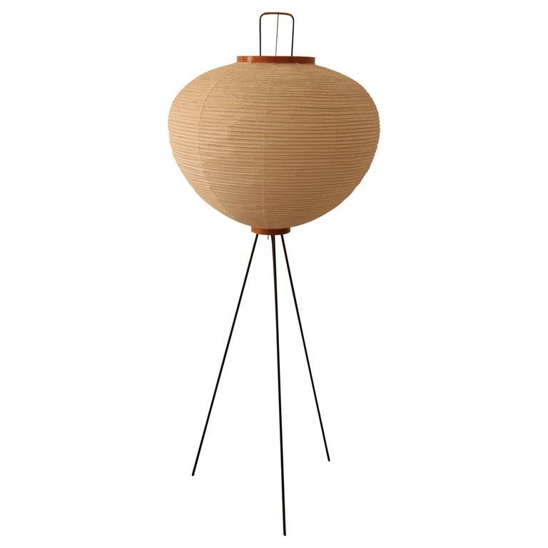 Isamu Noguchi model 10A Akari floor lamp, 1960s