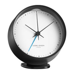 Georg Jensen HK Alarm in Black and White by Henning Koppel