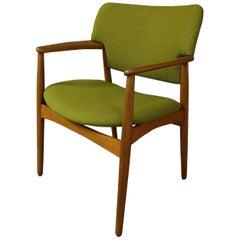 Ejnar Larsen and Aksel B.Madsen Oak Chair
