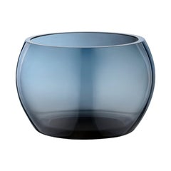 Georg Jensen Cafu Small Bowl in Glass by Holmbäck Nordentoft