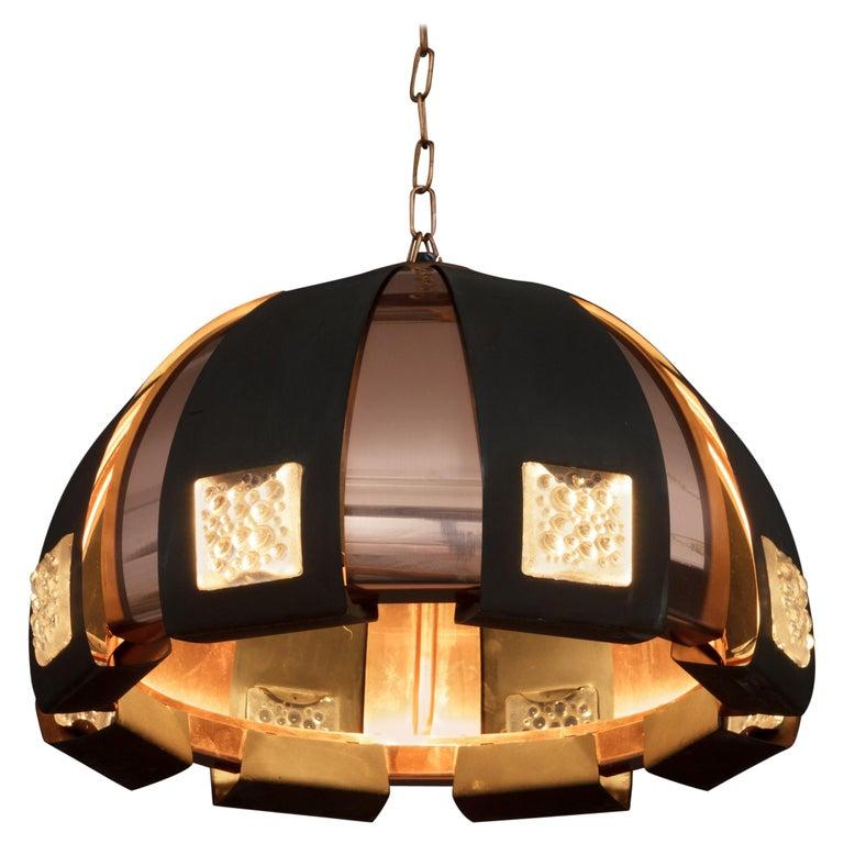 Verner Schou for Coronell Elektro Lamp