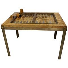 Tommaso Barbi Backgammon Table