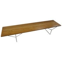 Bertoia for Knoll Slat Bench