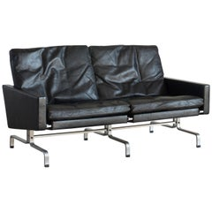 Poul Kjaerholm PK31 Sofa for E. Kold Christensen