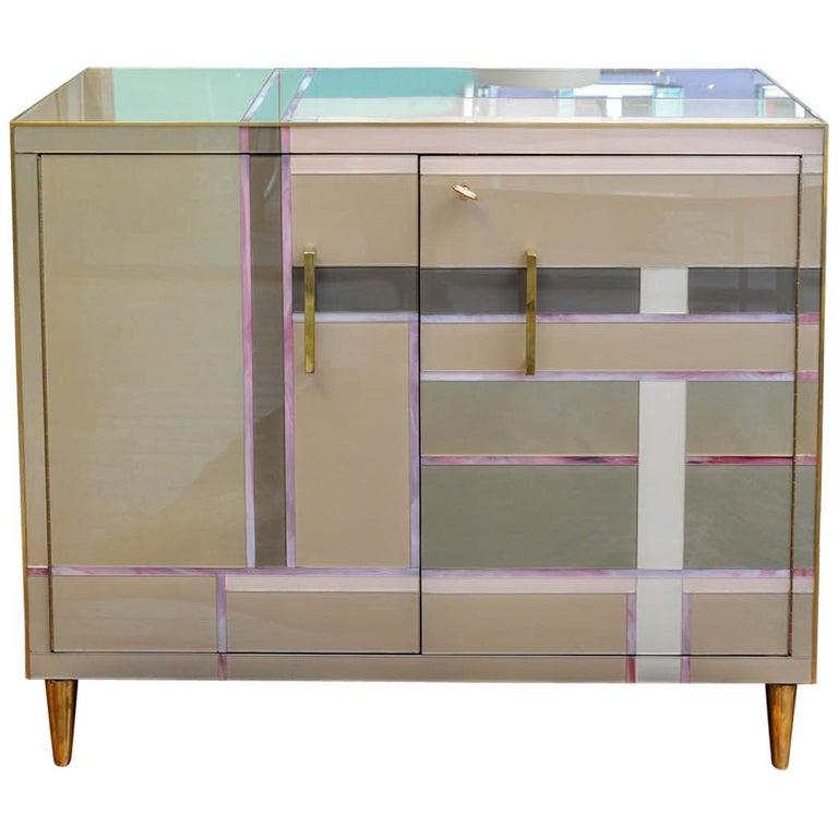Beautiful Vintage Cabinet Customized