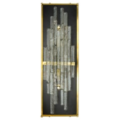 Sculptural Murano Glass Sconces