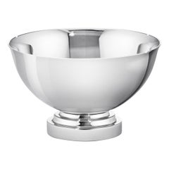 Manhattan Small Bowl in Stainless Steel by Georg Jensen