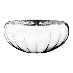 Georg Jensen Legacy Large Bowl in Stainless Steel by Philip Bro Ludvigsen